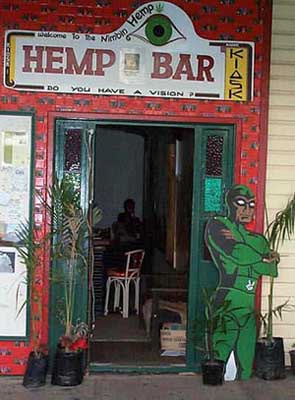 Click here to enter the Hemp Bar